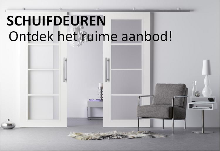Cubex Keuken Kopen : OnlineDeurenKopen.nl Schuifdeur systemen – DIVERSEN