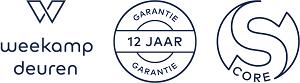 Logo's kwaliteit van Weekamp