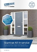 Brochure Skantrae buitendeuren All-in-service
